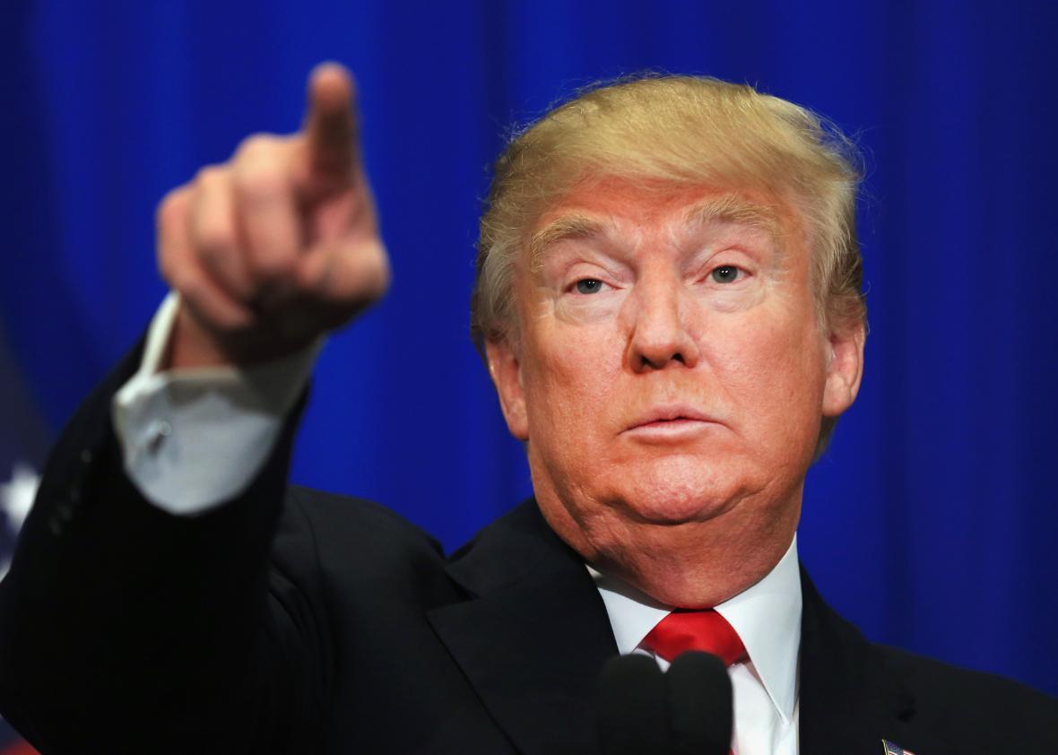 Co Schipper schrijft over Donald Trump